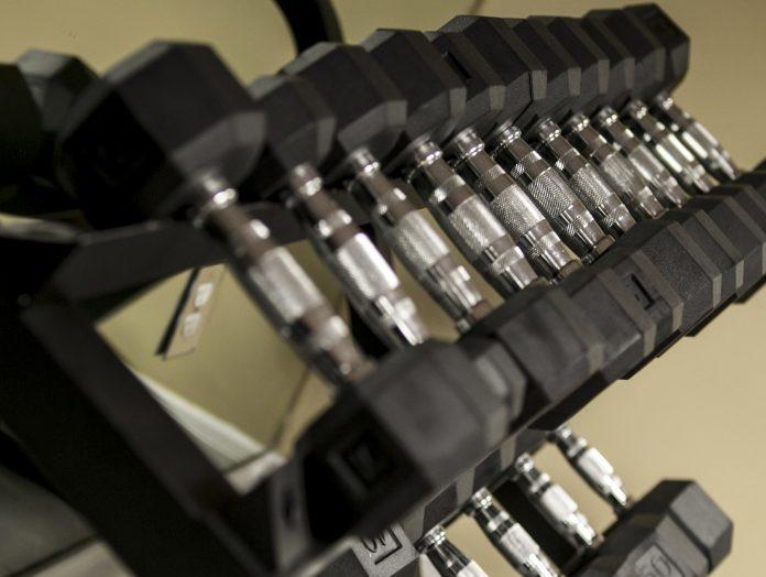 vekter til trening